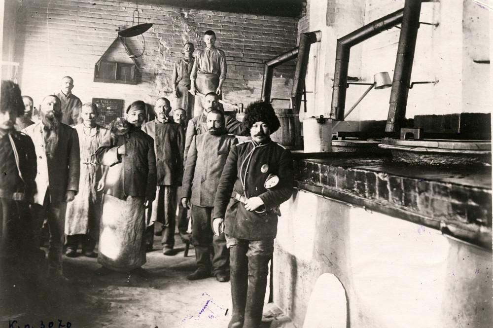 Кухня Александровского централа (1914)