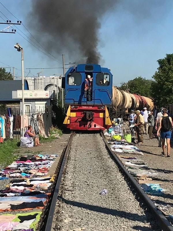 Киев, близ Петровки (сейчас Почайны)