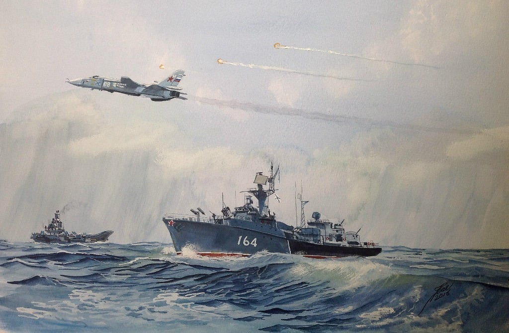 Happy Russian Navy Day
