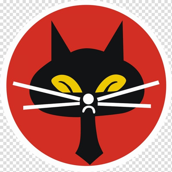 Black Cat Squadron (formally the 35th Squadron) Lockheed U-2 (official emblem)
