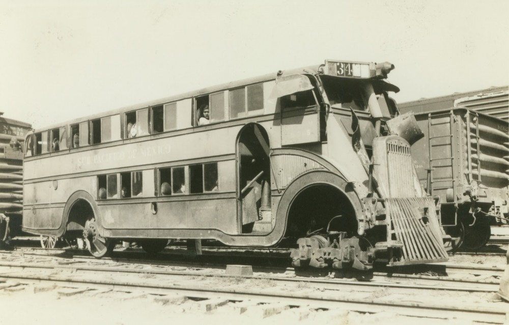 Southern Pacific Railroad of Mexico, 1930s.