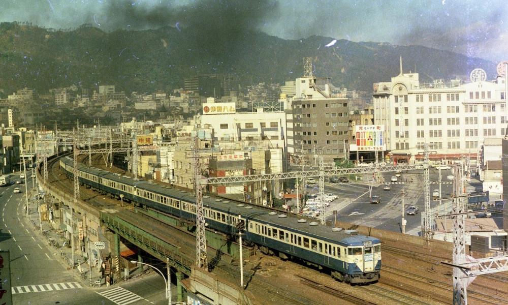 113 series(1971) kyotorailwaymuseum