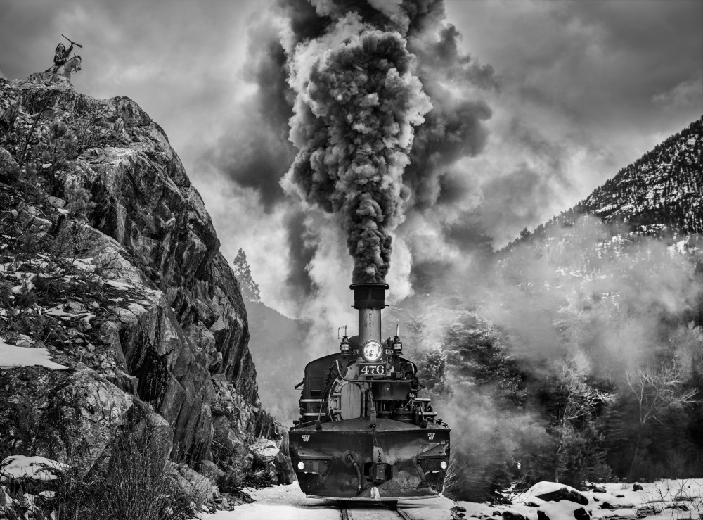David Yarrow Photography Vantage Point
