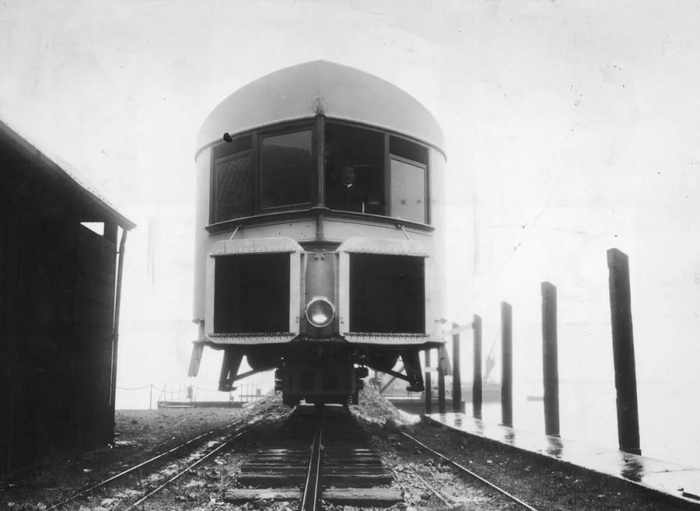 Brennan's Monorail 1909