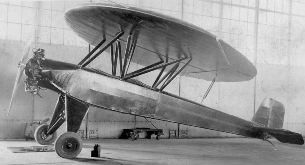 Nemeth Parasol (1934)