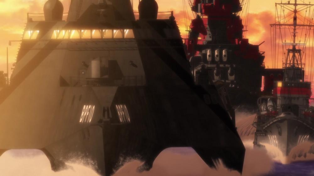 [ReinForce] Gekijouban High School Fleet (BDRip 1920x1080 x264 FLAC)[13-18-12]