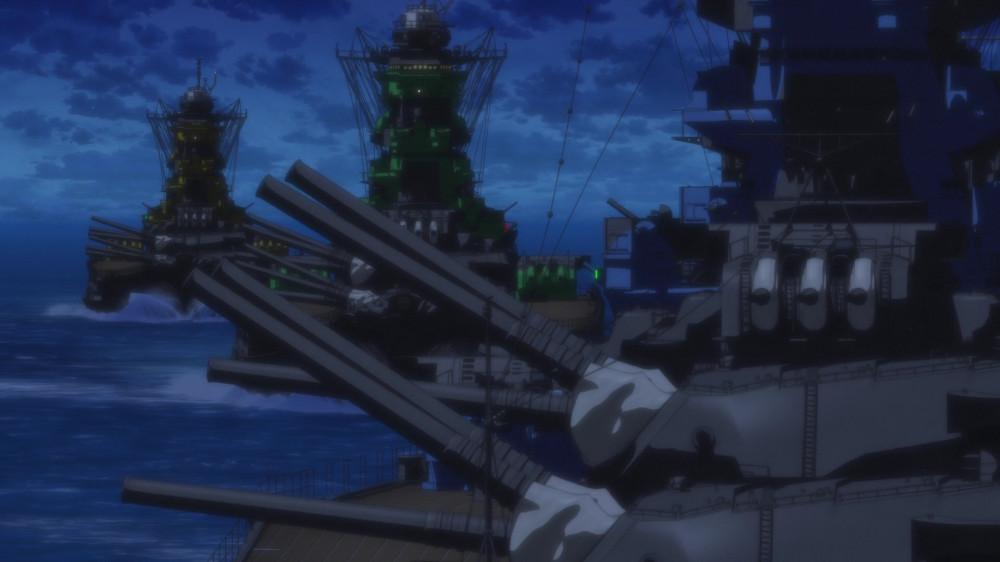 [ReinForce] Gekijouban High School Fleet (BDRip 1920x1080 x264 FLAC)[14-01-23]