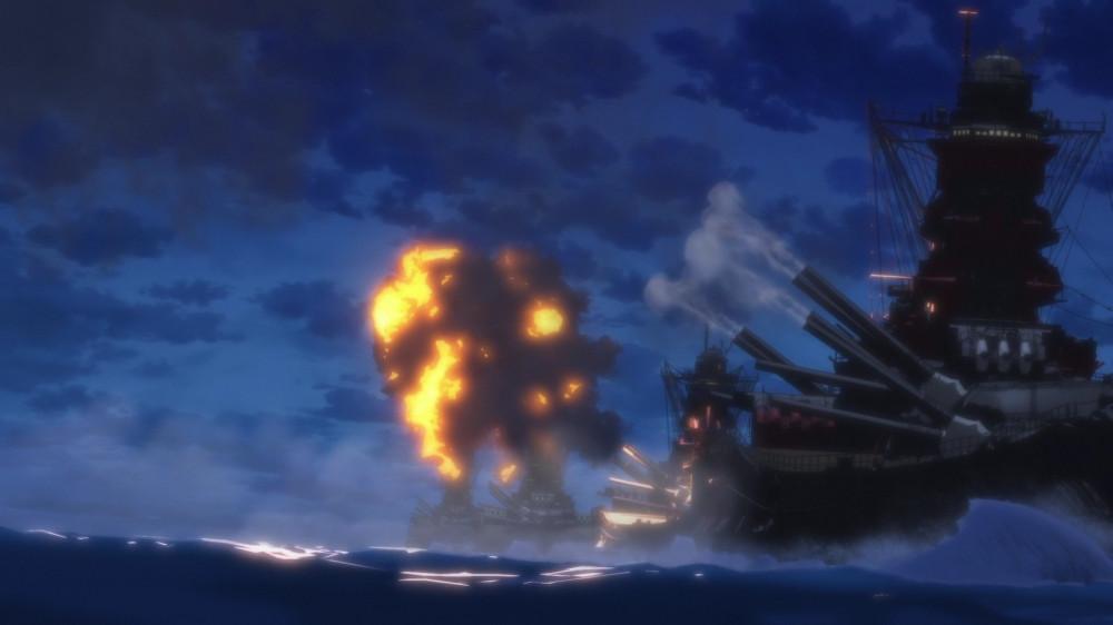 [ReinForce] Gekijouban High School Fleet (BDRip 1920x1080 x264 FLAC)[14-02-08]