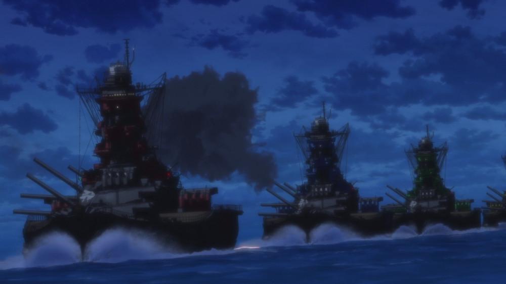 [ReinForce] Gekijouban High School Fleet (BDRip 1920x1080 x264 FLAC)[14-03-14]