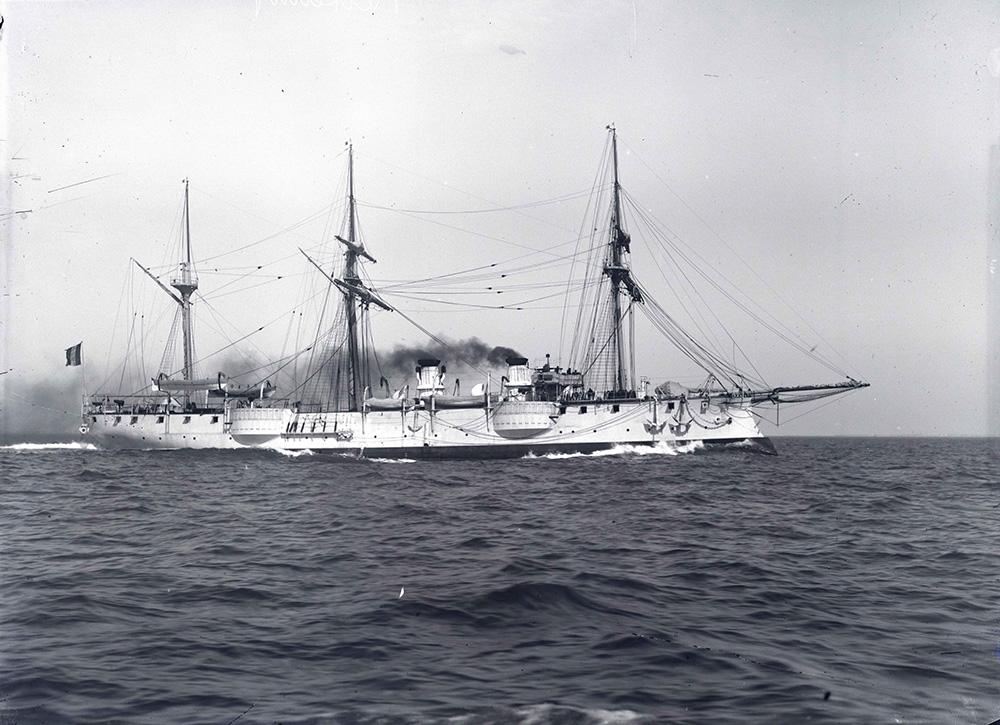 Croiseur de 2e classe Kersaint (1897-1919)