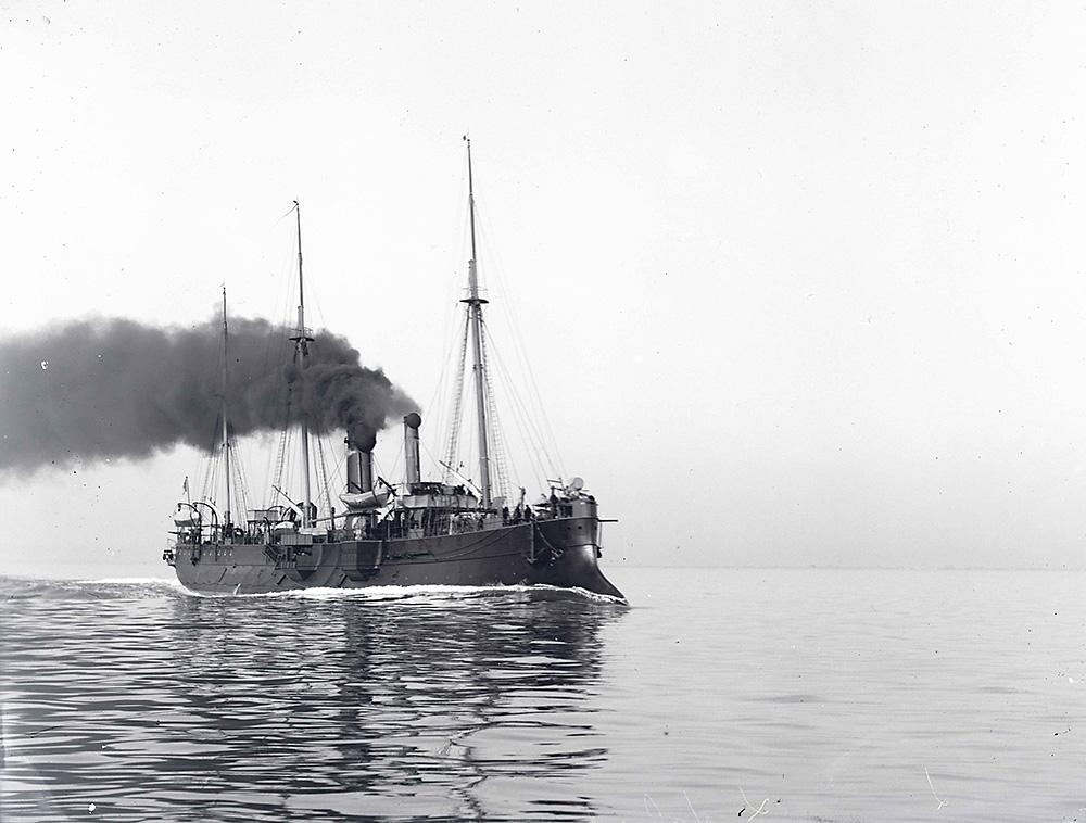 Lalande [Croiseur] [1891] [MR_5_G_527]