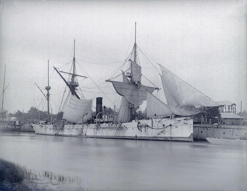 Dupetit Thouars [croiseur] [1896] [MR_5_G_172]