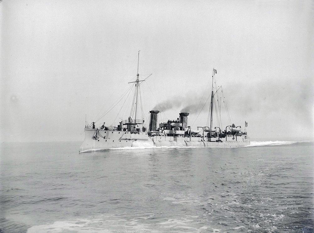 Casabianca [Aviso-torpilleur] [1896] [MR_5_G_117]