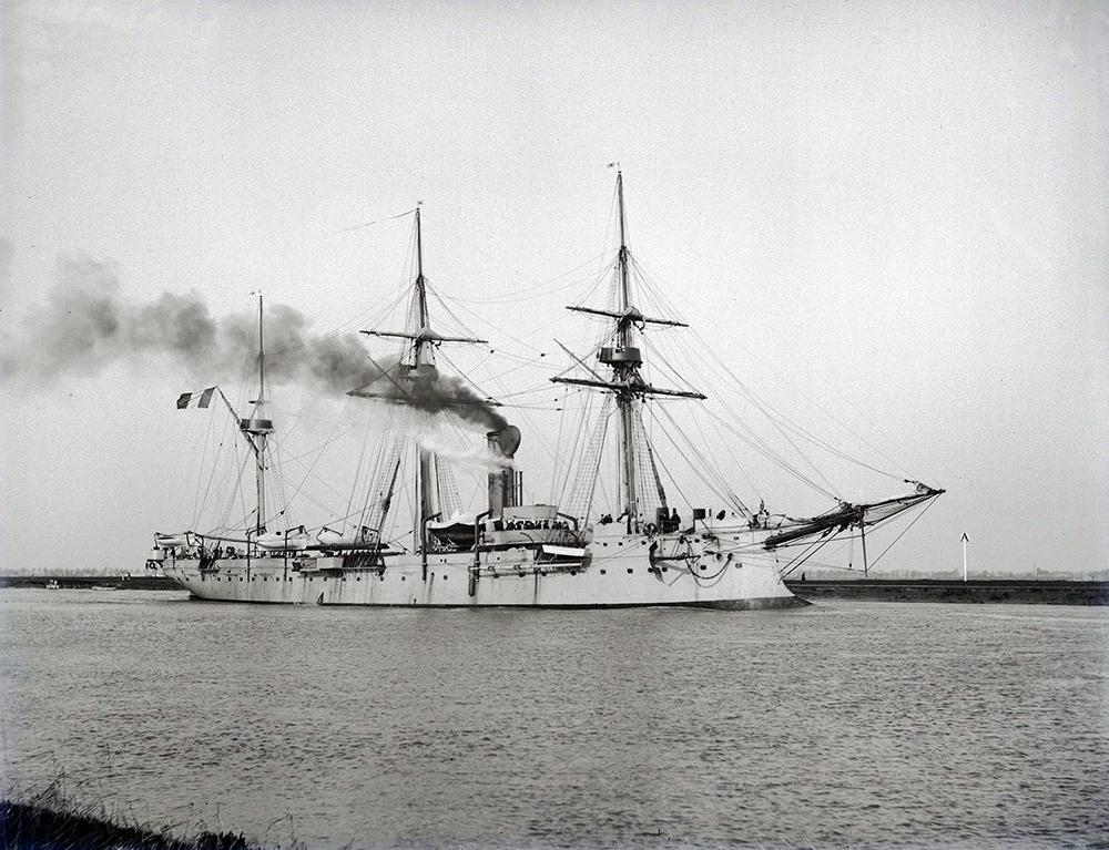 D'Estaing [Croiseur] [1894] [MR_5_G_322]