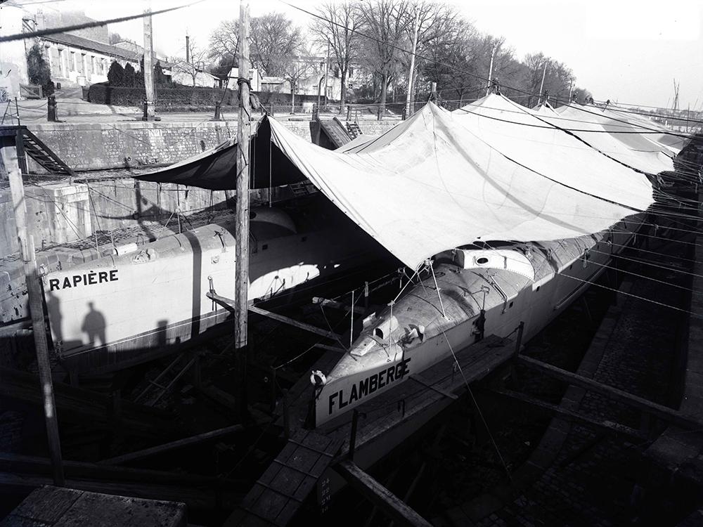 Flamberge [Contre-torpilleur] [1901] [MR_5_G_369]