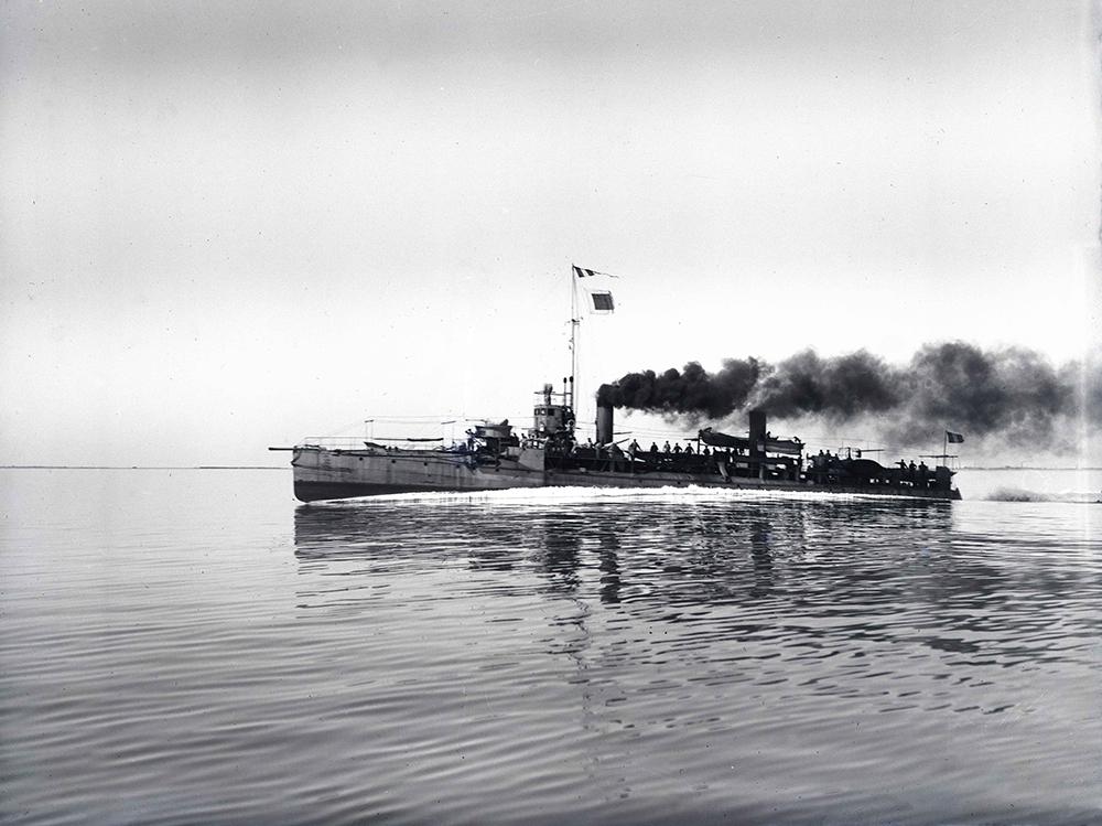 Carquois [Contre-torpilleur] [1908] [MR_5_G_114]