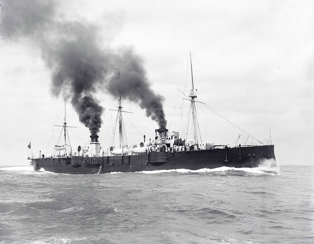 Infernet [Croiseur] [1899] [MR_5_G_499]