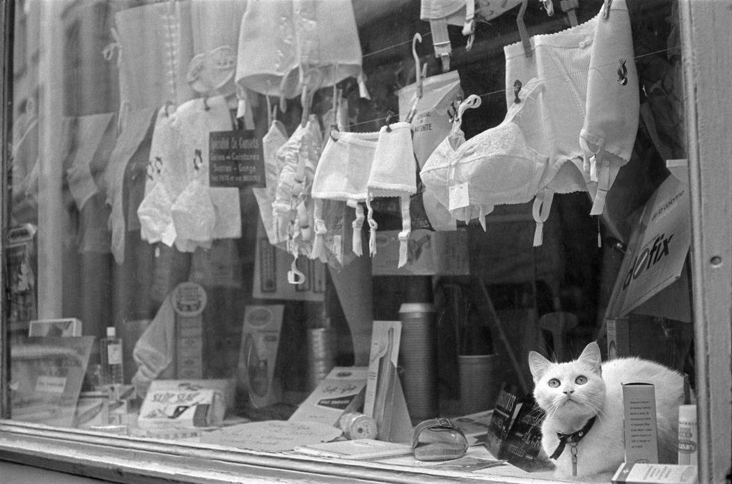 Lille, France, 1968 Photo by Henri Cartier-Bresson