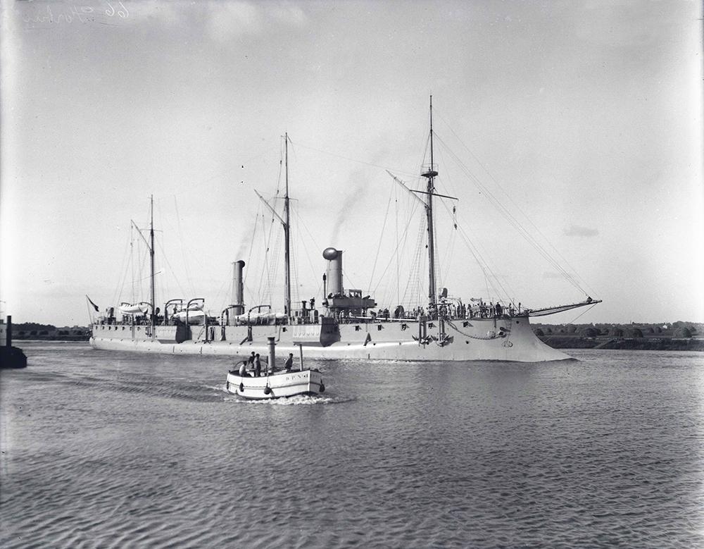 Forbin [Croiseur] [1888] [MR_5_G_402]