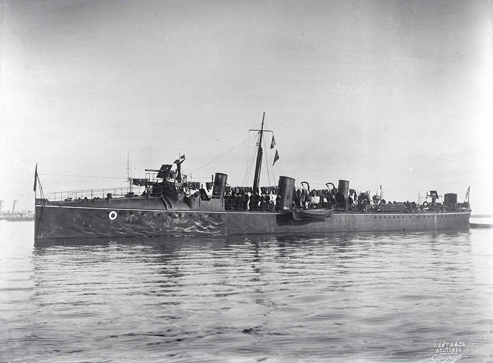 HMS Surly [destroyer] [1890-1910] [MR_5_G_1147]