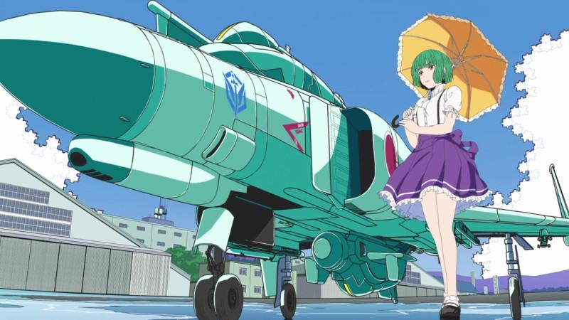 [Erai-raws] Girly Air Force - 01 [720p][Multiple Subtitle][02-07-28]