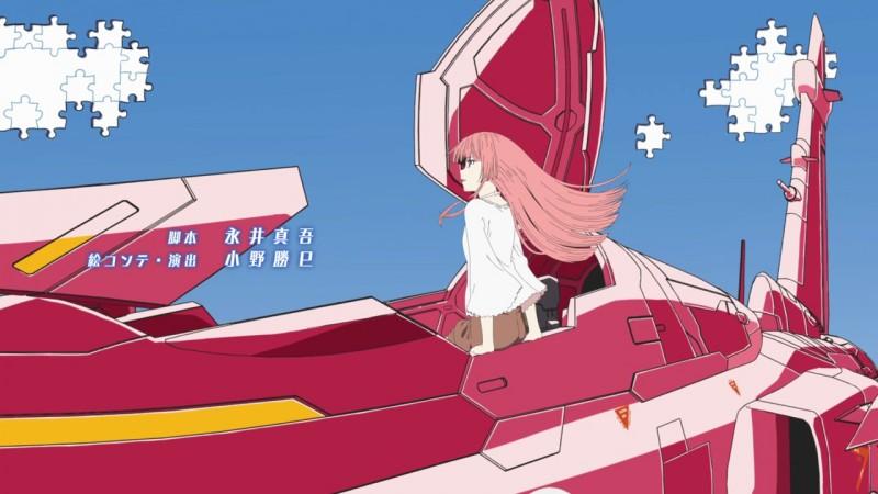 [Erai-raws] Girly Air Force - 01 [720p][Multiple Subtitle][02-07-11]