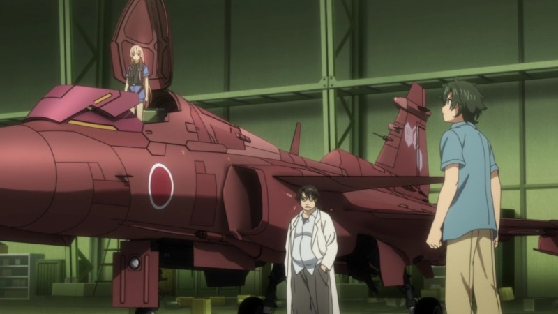 [Erai-raws] Girly Air Force - 01 [720p][Multiple Subtitle][02-06-59]
