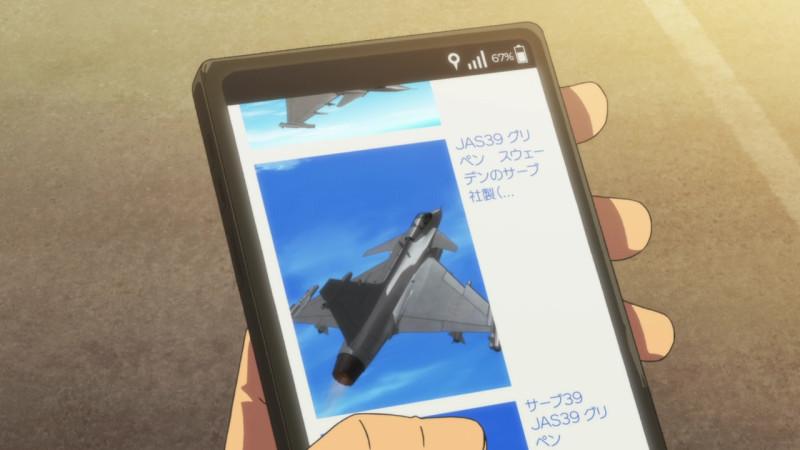 [Erai-raws] Girly Air Force - 01 [720p][Multiple Subtitle][01-58-57]