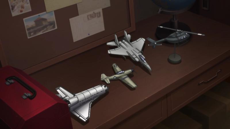 [Erai-raws] Girly Air Force - 01 [720p][Multiple Subtitle][01-56-30]