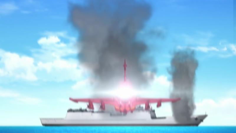[Erai-raws] Girly Air Force - 01 [720p][Multiple Subtitle][01-49-51]