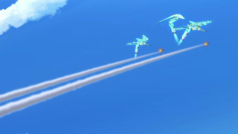 [Erai-raws] Girly Air Force - 01 [720p][Multiple Subtitle][01-43-38]
