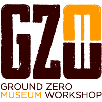 Ground Zero Museum Workshop Logo, NYC