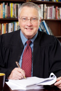 Judge Richard Halloran