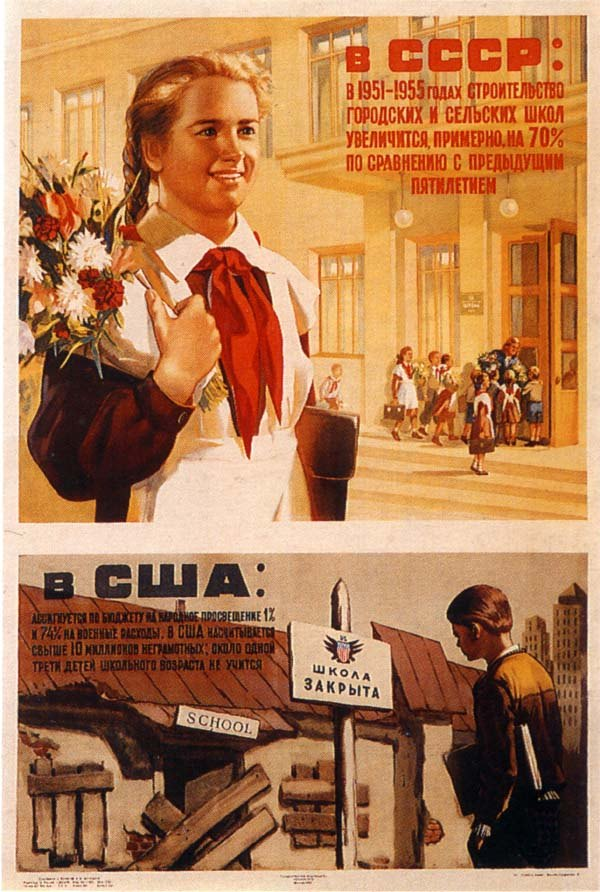 советские плакаты (3)