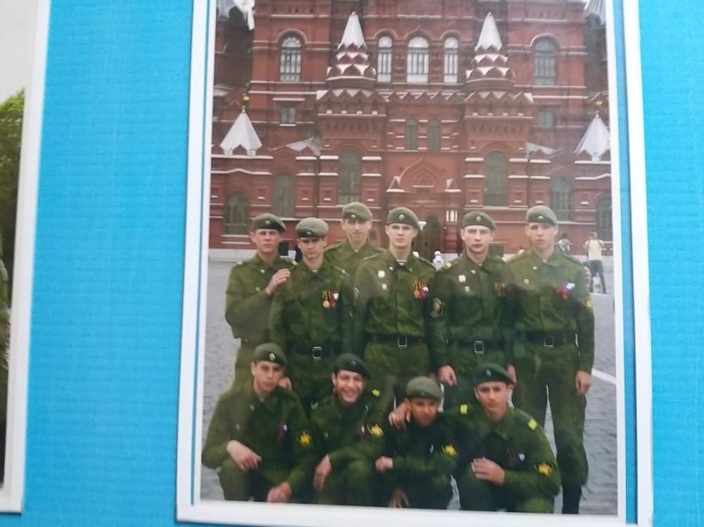 Совместные фото с учениками в Москве