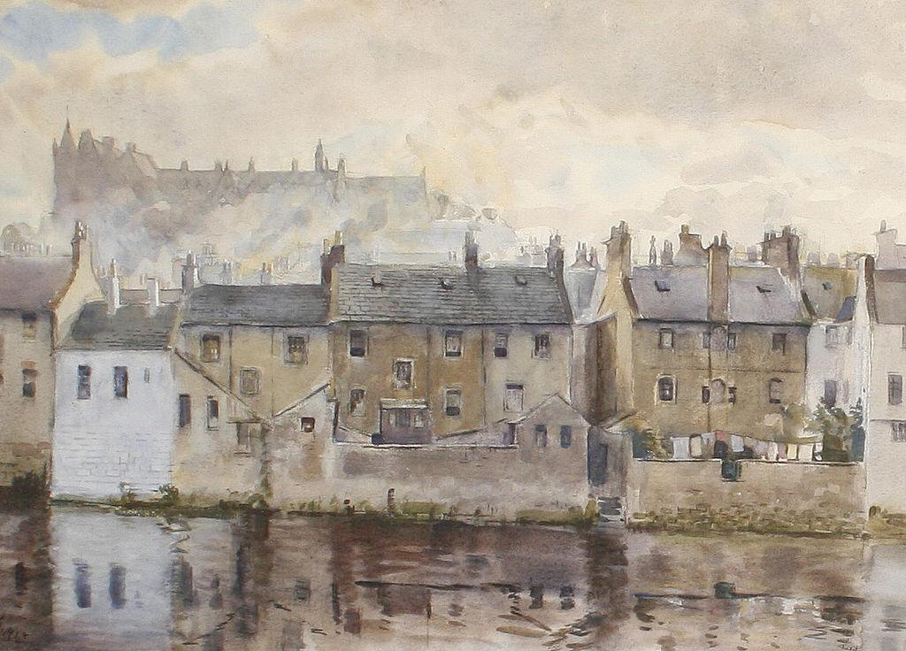 Scottish town. William Bruce Ellis Ranken