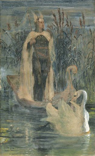 Lohengrin. Уолтер Крейн · 1895