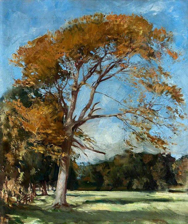 The Yellow Tree. William Bruce Ellis Ranken