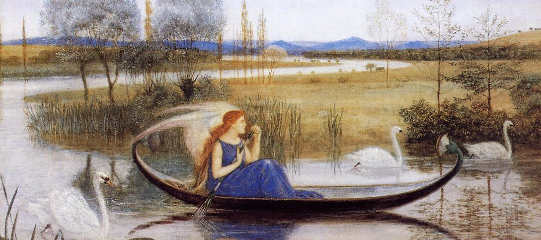 My Soul is an Enchanted Boat. Уолтер Крейн
