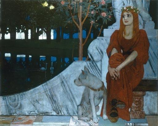 Тоска (Sehnsucht), 1900