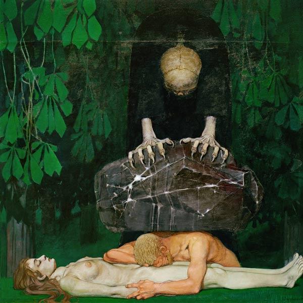 """""""Grief"""" ( Горе ), 1898."""