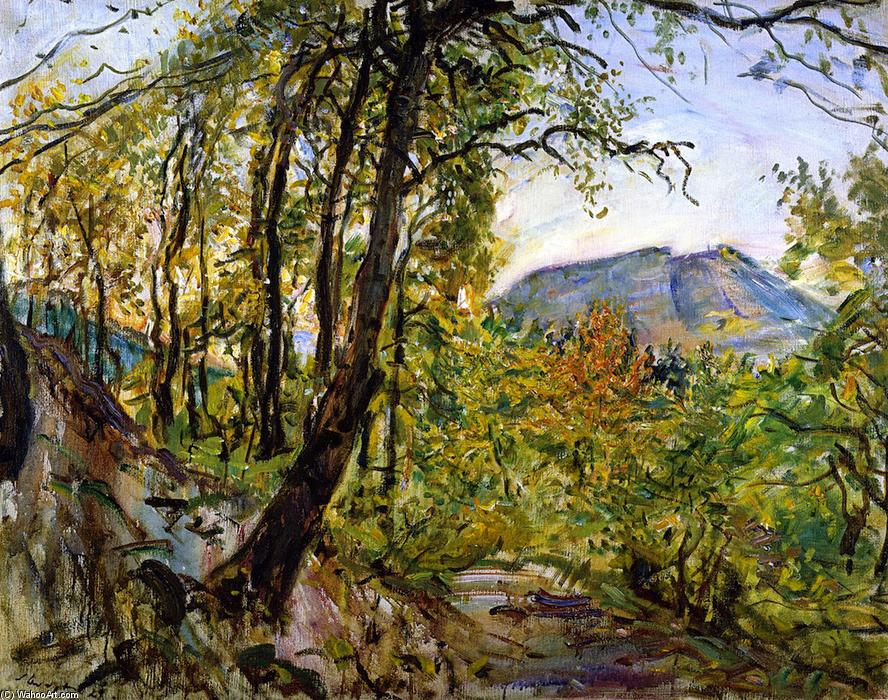 Max-Slevogt-Palatinate-Landscape. 1921