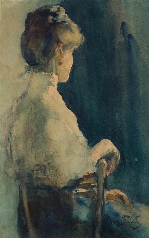 Юлиан Фалат · 1900