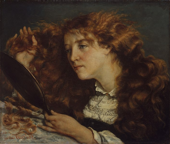 Jo, la belle Irlandaise. from 1865 until 1866 / «Прекрасная ирландка» или «Портрет Джо»
