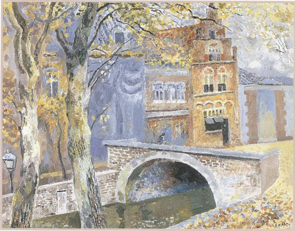 Lev Meshberg. Olanda. Autumn. 2004