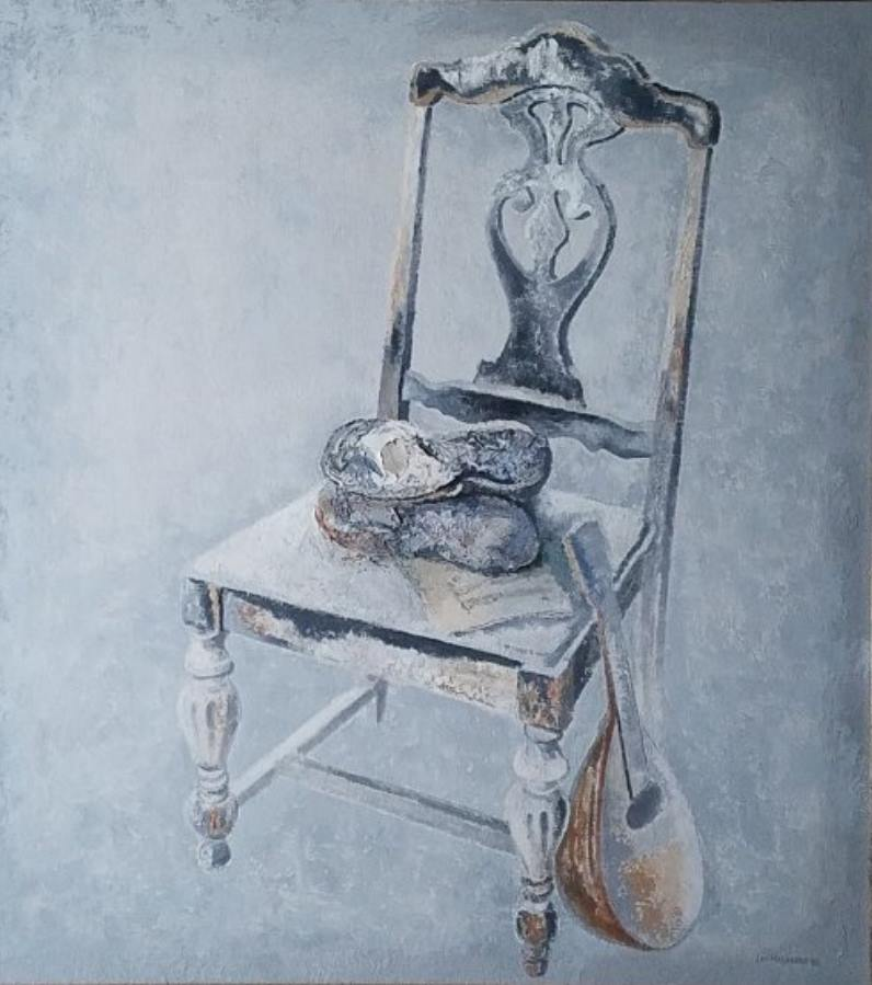 Lev Meshberg . Chair.1987