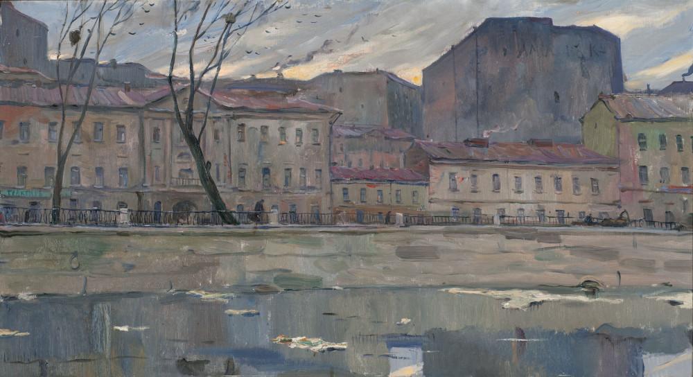 Петербург Достоевского, 1956