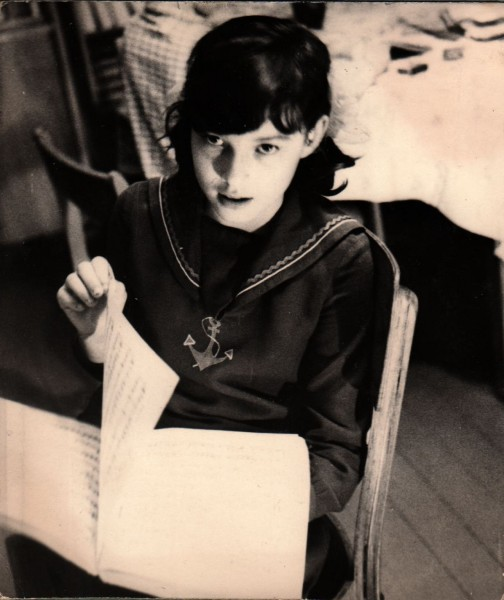 1973-74 Катя