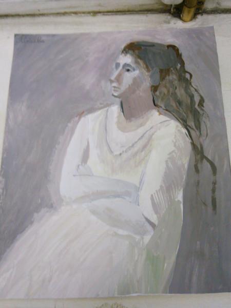 14.12.2015 Портрет мамы