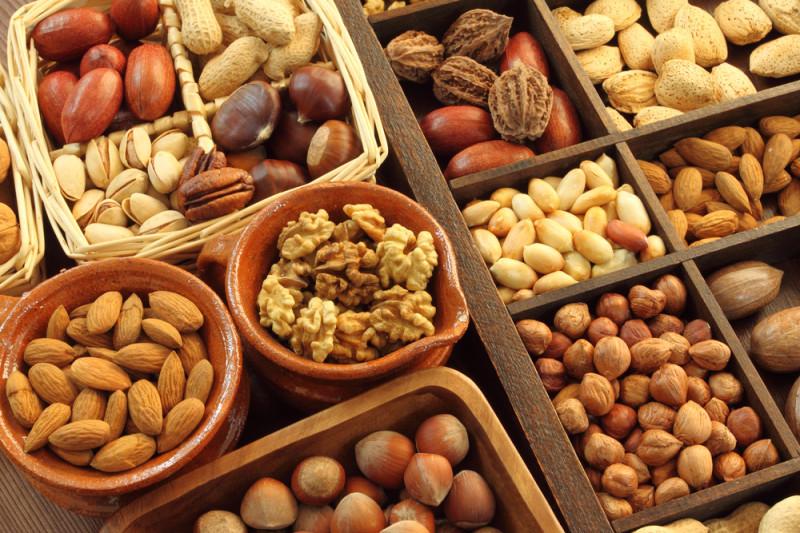 Орехи помогут сохранить фигуру и здоровье_shutterstock_92269762